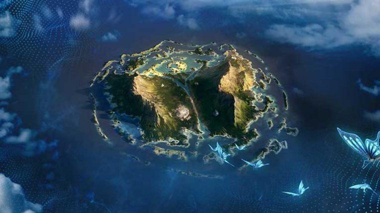 FOTOS – Tomorrowland revela imágenes de los stages para el festival virtual 'Around The World'