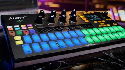 PreSonus lanza el nuevo controlador 'Atom SQ' y tiene una profunda integración con Ableton Live y Studio One