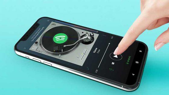 Spotify ahora permite escuchar playlist de forma remota con amigos