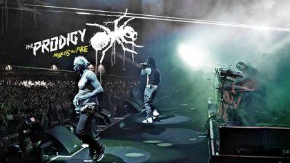 The Prodigy celebrará el décimo aniversario del álbum 'World's On Fire' con la transmisión original del concierto