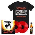 The Prodigy lanza el álbum World's On Fire en vinilo junto con una salsa picante