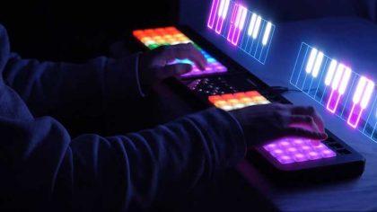 VIDEO: TheoryBoard – Conoce el controlador MIDI de teoría musical que podría cambiar la forma de producir música