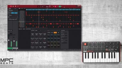 VIDEO – Akai lanza MPC Beats, un DAW gratuito para beatmakers y productores