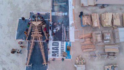 VIDEO – Art Of Fire: Mira el trailer del nuevo documental del festival Burning Man