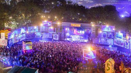 VIDEO – Mira los sets de Skream, Fatboy Slim, Noisia, Carl Cox y más en el festival Lost Horizon