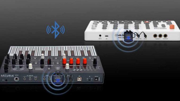 WIDI Jack – Un dispositivo que permite conectar de manera inalámbrica todo el hardware MIDI
