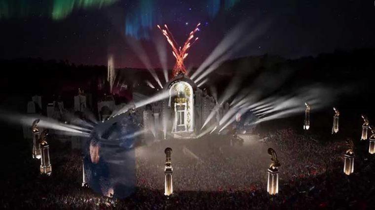 AFTERMOVIE – Mira el mundo paralelo 'Pāpiliōnem' creado para el Tomorrowland Around The World