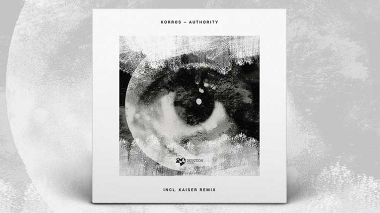 AUDIO – El francés Korros regresa a Devotion Records y lanza el EP 'Authority' incluido un remix de Kaiser