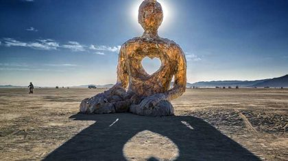 Burning Man lanza una campaña crowdfunding para garantizar el futuro del evento