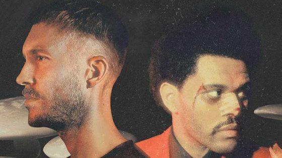 VIDEO – Calvin Harris no pudo esperar más y lanzó su nueva colaboración con The Weeknd 'Over Now'