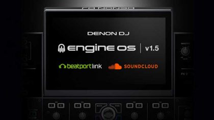 Denon DJ Engine OS permite transmitir pistas de Beatport y SoundCloud directamente desde los decks
