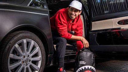 FOTOS – ¿Un bolso diseñado para DJs? Afrojack ha creado el Shark Backpack