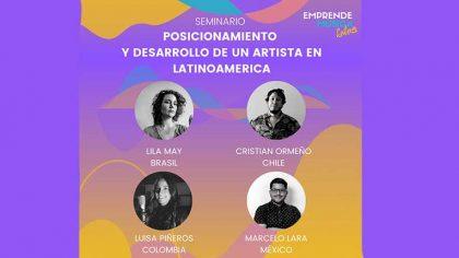 Gestores culturales de todo el continente se reúnen en un seminario internacional de posicionamiento artístico