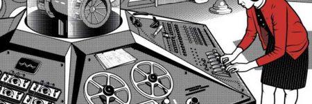 Gods Of Synth – Mira las ilustraciones de estos pioneros de la música electrónica que fueron fieles a los sintetizadores