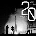 La compañía de softwares musical, Arturia, celebra su 20 aniversario con descuentos de 50% en sus softwares