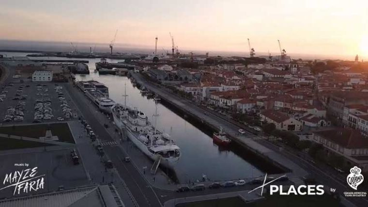 La segunda edición X Places con Mayze x Faria en el barco Gil Eannes en Portugal ya está disponible en YouTube