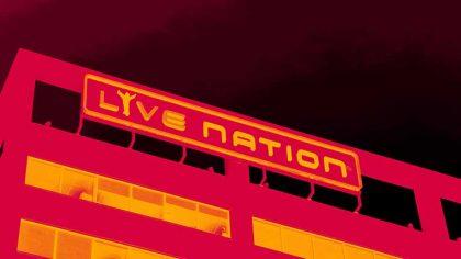 Live Nation sufre una caída de 98% en sus ingresos trimestrales debido a la pandemia