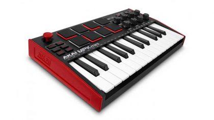 VIDEO – Akai Pro lanza una versión mini de su teclado MIDI más vendido, el MPK Mini MK3