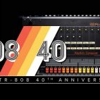 VIDEO – Roland celebró su 40 aniversario del 808 Day con un mini documental y un plugin gratuito