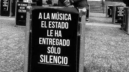 #AlertaRoja – Chile se suma a la campaña mundial para el apoyo a la industria de festivales y conciertos