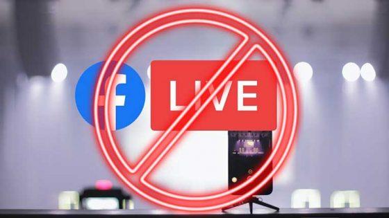 Facebook toma medidas drásticas y prohibirá las transmisiones de Djs en su plataforma