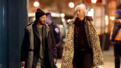 ¿Keanu Reeves en un rave? El actor estuvo en el legendario club Berghain