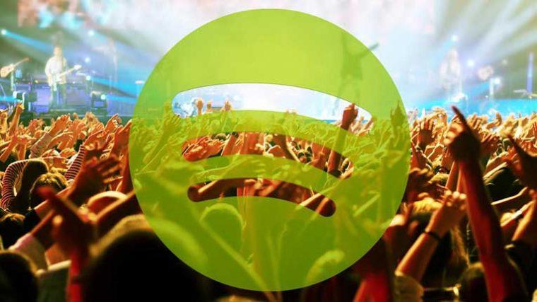La alianza de Spotify, Songkick y Ticketmaster generará más y mejores eventos virtuales