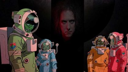 La serie Song Machine de Gorillaz tendrá nueva colaboración con uno de los miembros de The Cure