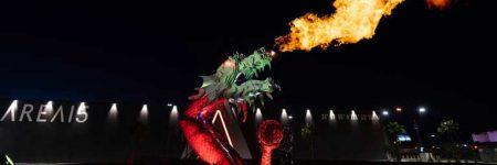Las esculturas de Burning Man ahora se podrán ver en un complejo de arte