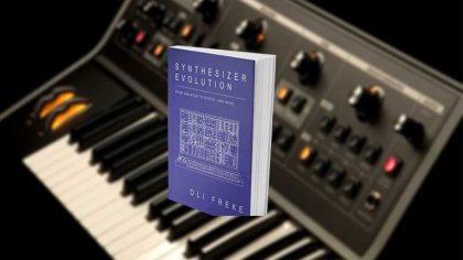 Synthesizer Evolution: From Analogue to Digital (and Back) – Conoce la historia de los sintetizadores en este nuevo libro