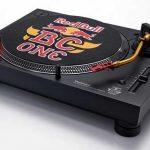 VIDEO -Technics y Red Bull se asocian y lanzan edición limitada del plato SL-1210MK