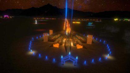VIDEO – Dusty Multiverse: Ya puedes disfrutar de la edición virtual del Burning Man