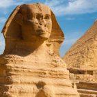 Cercle invitó a este Dj francés a tocar desde la Gran Pirámide de Giza en Egipto