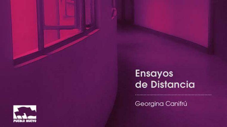 La artista chilena Georgina Canifrú presenta su nuevo disco «Ensayos de distancia en tiempos de confinamiento»