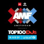 Ya puedes ver el line up para el evento virtual AMF Top 100 DJs Awards 2020