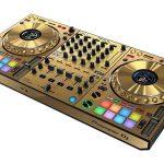Gold Edition – Pioneer DJ lanza una edición limitada del controlador DDJ-1000SRT-N
