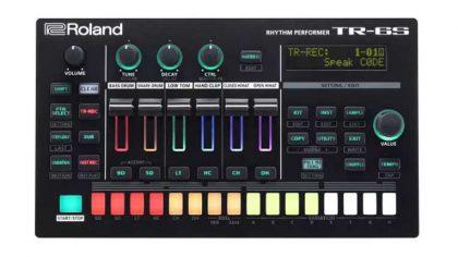 VIDEO – Roland agrega la TR-6S y TR-06 a su línea de drum machines, y adicional ofrece un plugin al TR-606