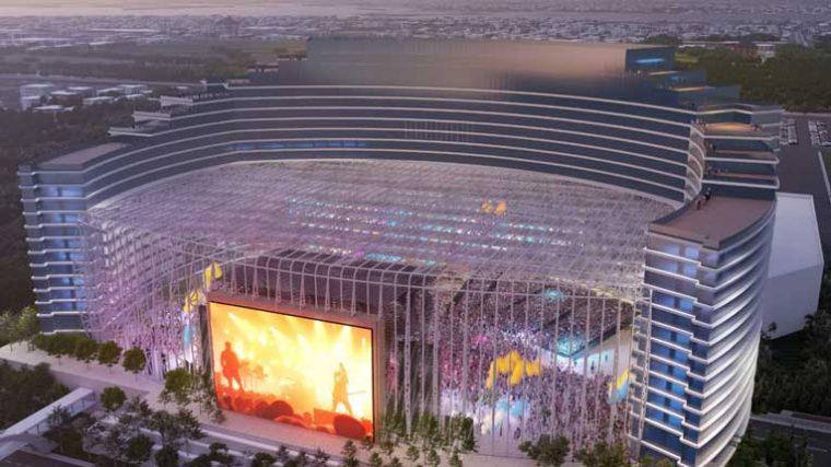 Universal Music planea convertir estos centros turísticos en lugares para conciertos y festivales masivos