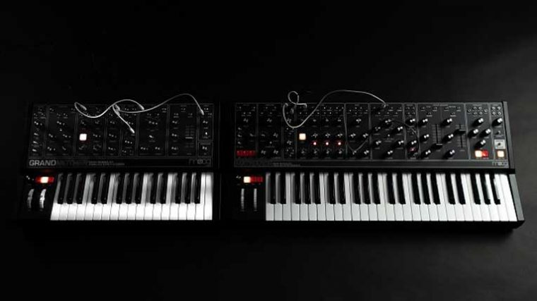 VIDEO – Dark Series: Esta es la nueva línea de sintetizadores de Moog Music