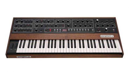VIDEO – El legendario sintetizador Prophet-5 ha vuelto en una nueva versión