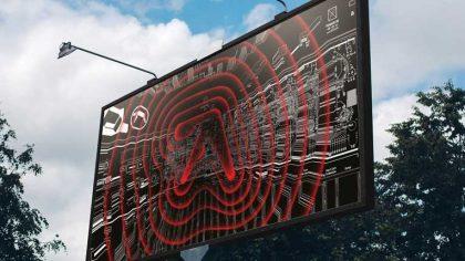 Varios avisos de Aphex Twin aparecen misteriosamente en Los Angeles, Berlín, Bristol y Londres