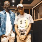 AUDIO | Black Coffee ha estado llamando a Pharrell Williams para su nueva colaboración «10 Missed Calls»