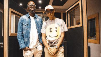 AUDIO   Black Coffee ha estado llamando a Pharrell Williams para su nueva colaboración «10 Missed Calls»