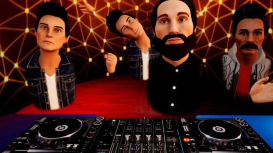 Beatport LINK y Tribe XR llevarán el streaming a otro nivel a través de la Realidad Virtual