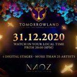 Con este lineup Tomorrowland te invita a su evento de fin de año