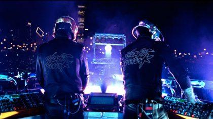 #FlashBackFriday   El festival japonés 'Summer Sonic' compartirá el set de Daft Punk y otros artistas durante este fin de semana