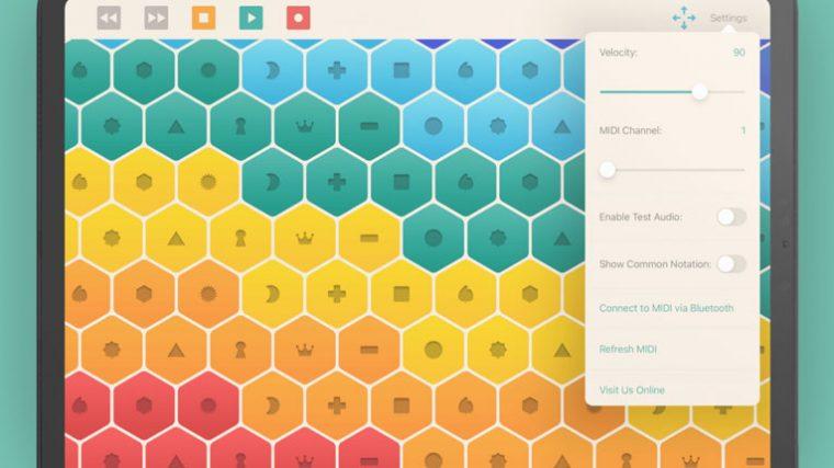 FormKey   Convierte tu iPhone / iPad en un controlador MIDI con esta App