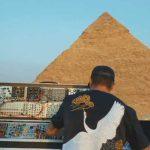 VIDEO – Mira a Sébastien Léger tocar un set para Cercle desde la Gran Pirámide de Giza en Egipto