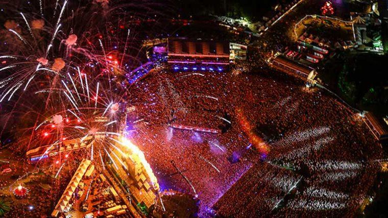Tomorrowland inició la cuenta regresiva para su festival virtual de fin de año