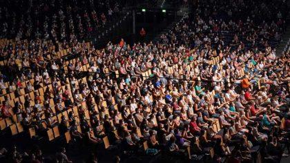 Un estudio alemán encuentra que los conciertos en interiores pueden ser seguros ante el COVID